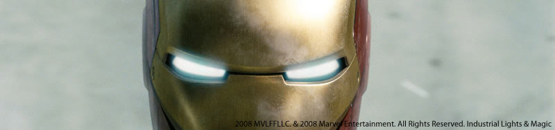 Iron Man w 3ds Max