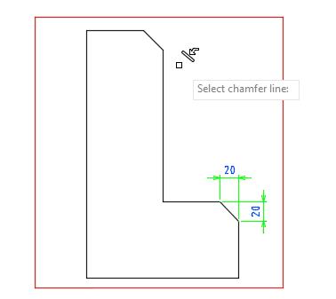 AMPOWERDIM nowym wsparciem dla fazowaniaw AutoCAD Mechanical 2