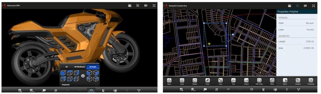 AutoCAD360_możliwości