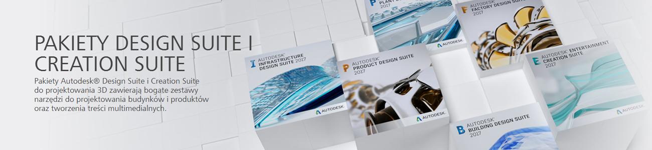pakiety Autodesk