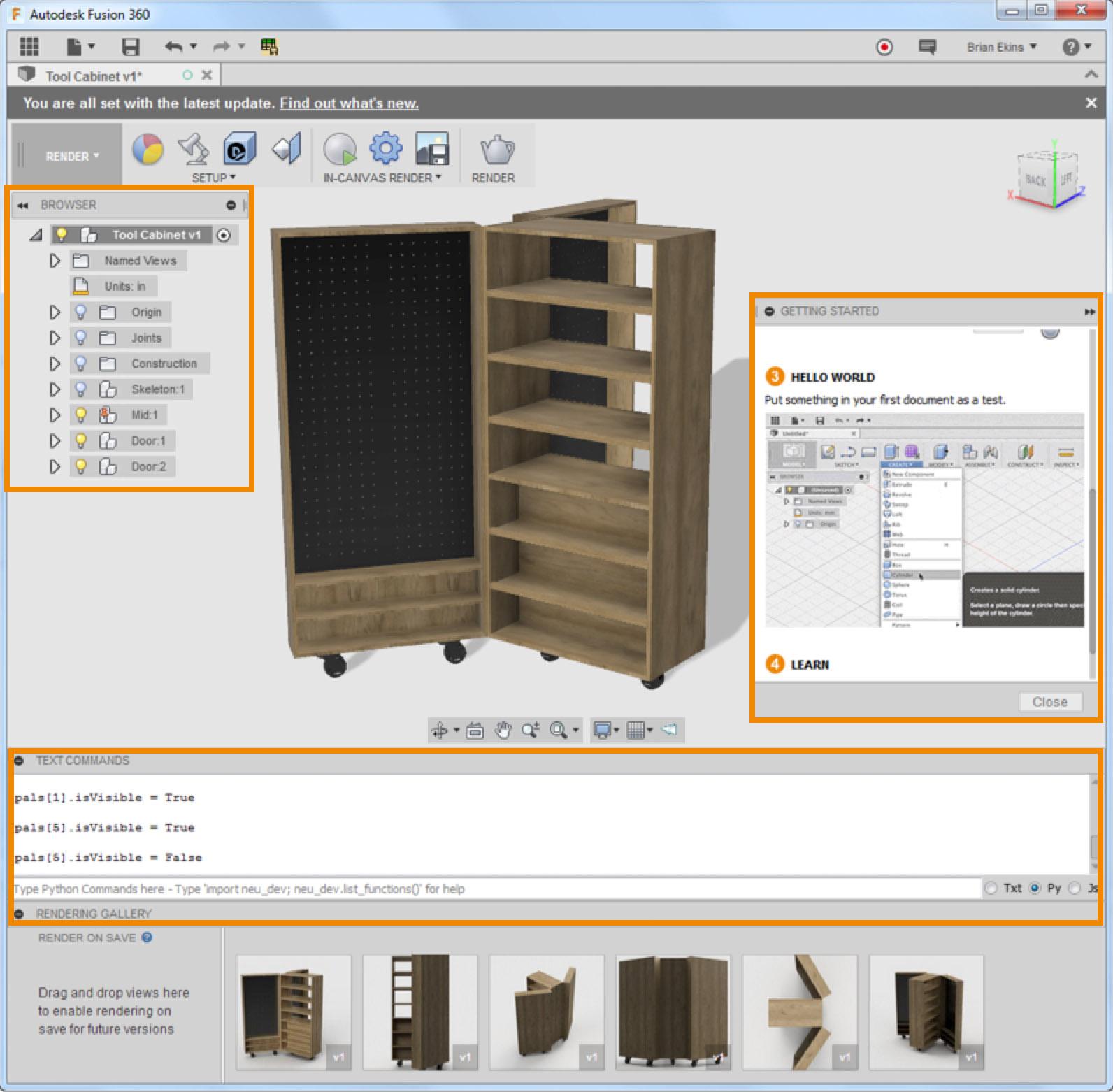 Autodesk Fusion 360 5