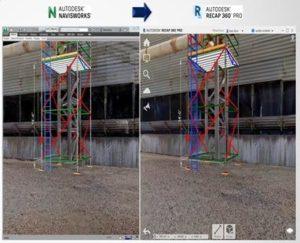 Integracja Navisworks i ReCap