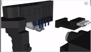 PartMaker CAM dla automatów tokarskich typu SWISS