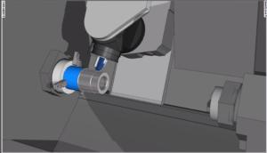 Obrabiany przedmiot w Autodesk FutureCAM