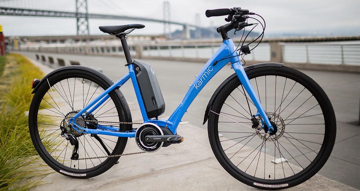 Rower zaprojektowany w programie AutoCAD