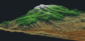 Projekt wykonany w AutoCAD MAP 3D