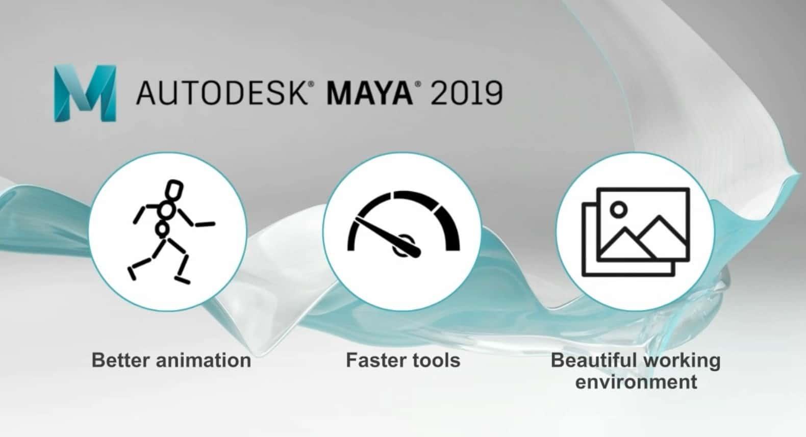 Co nowego w Maya 2019