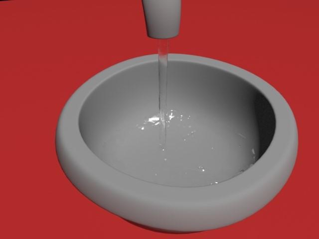 Animacja wody w Max Fluids 1