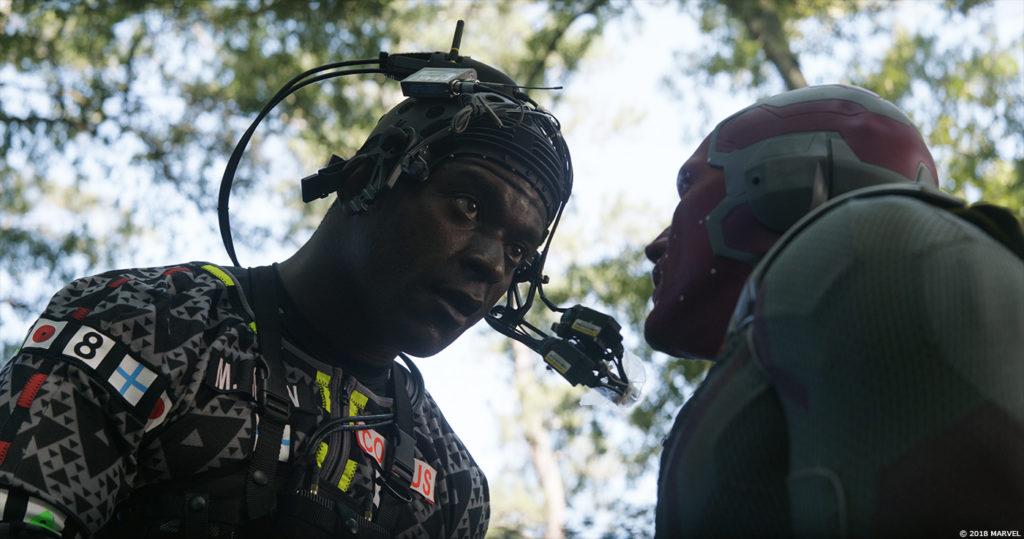 Wykorzystanie technologii Motion Capture w Avengers Infinity War