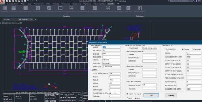 Usprawnij prace projektowe – stwórz dedykowane narzędzia dla AutoCAD 1