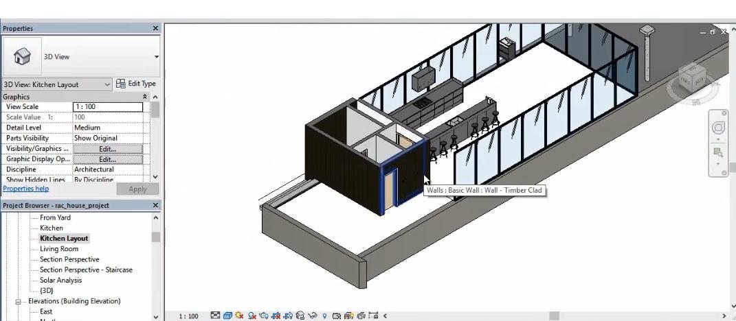 Obiekty BIM w architekturze