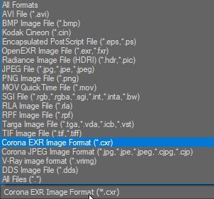 3ds Max Ustawienie kamery oraz renderowania 12