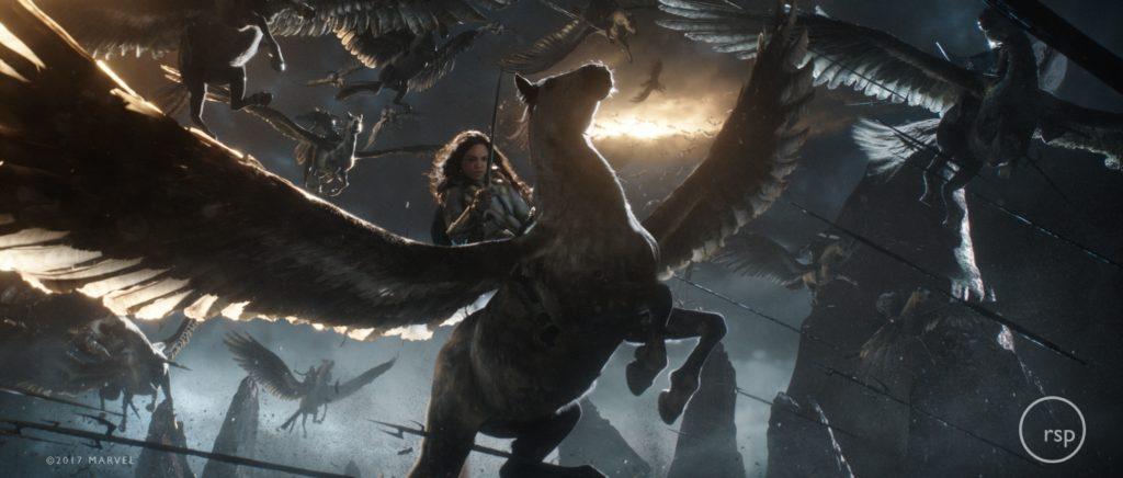 CGI wykorzystywane w Thor: Ragnarok z pomocą Arnolda