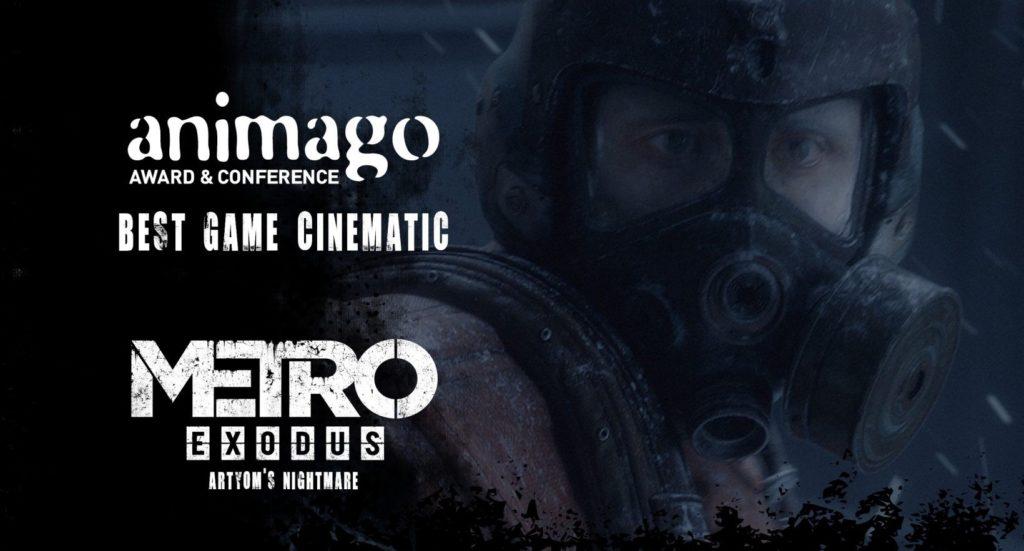 GAMEDEV Animago Award 2019