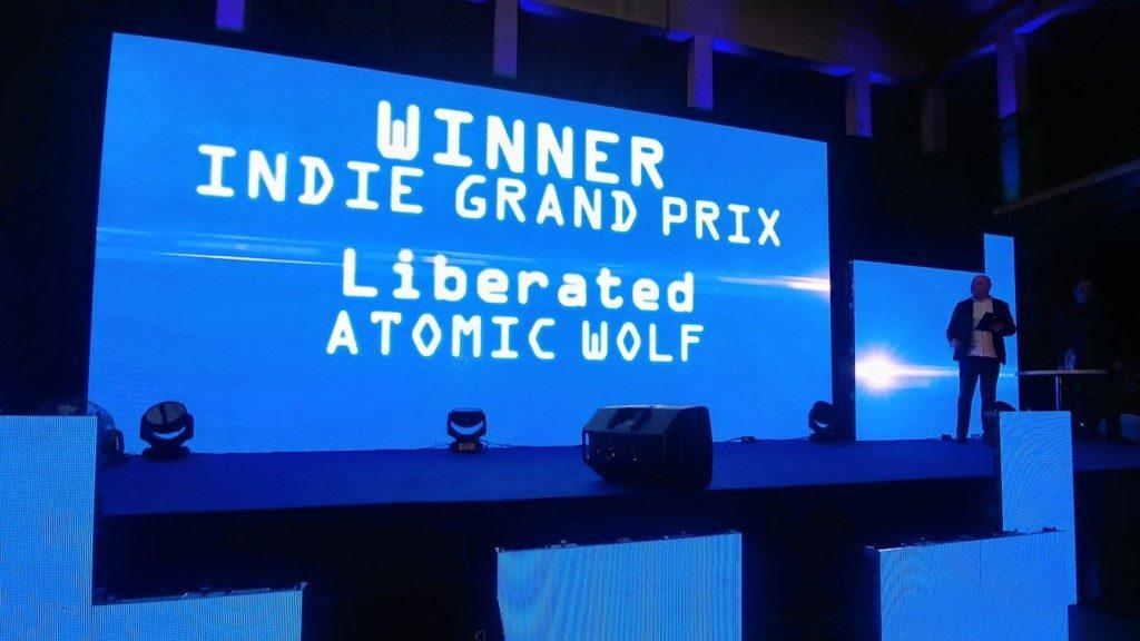 GAMEDEV Liberated Atomic Wolf Studio Pixel Awards 2019