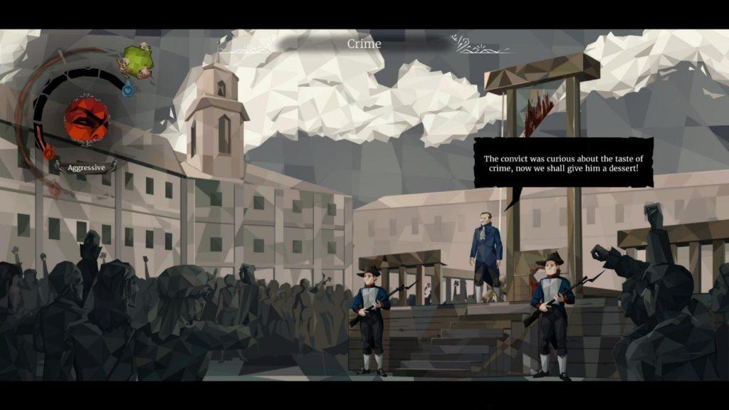 GAMEDEV Screen z gry We. The Revolution