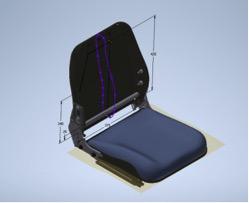 modelowanie swobodne w Autodesk Inventor 2