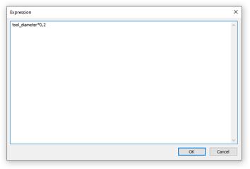 Autodesk HSM parametry