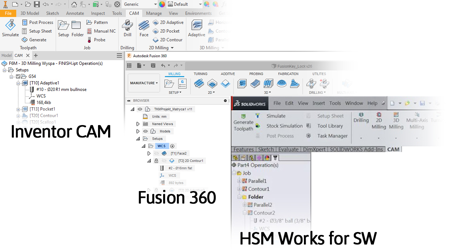 Autodesk HSM programy CAD CAM