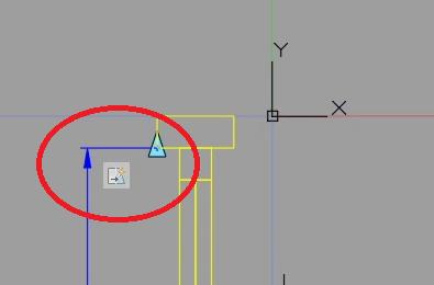 AutoCAD rozciągnięcie udane