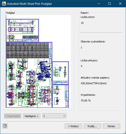 2 Autodesk Multi-Sheet Plot 2020