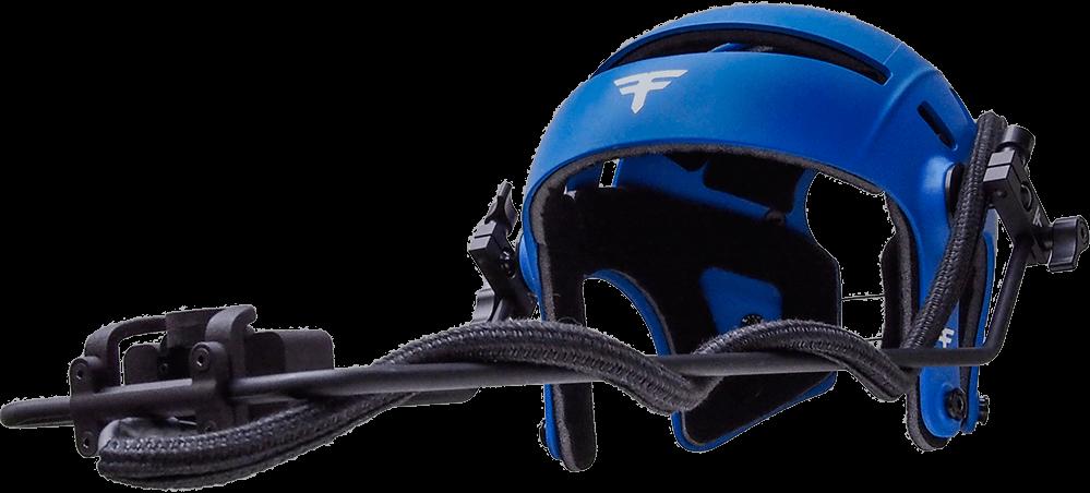 Faceware Mark IV Wirelles Headcam System hero-helmet