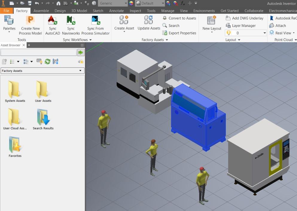 ProModel Autodesk Edition