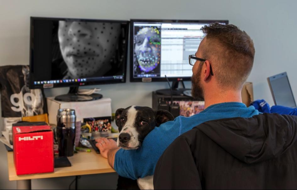 Shotgun software w przemyśle filmowym - studio Animatrik 1