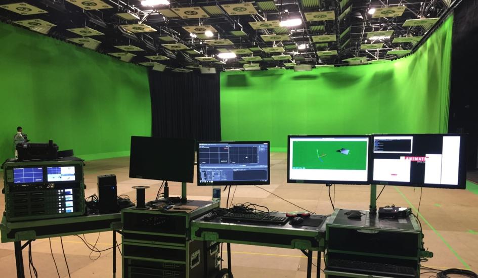 Shotgun software w przemyśle filmowym - studio Animatrik 2