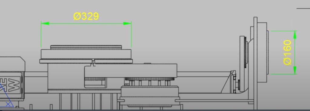 Przeniesienie modelu 3D Inventora na rysunek płaski AutoCAD 7