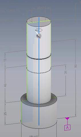 Wykorzystanie rysunku 2D do utworzenia modelu 3D 4