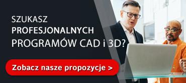 Zobacz oprogramowanie CAD i 3D