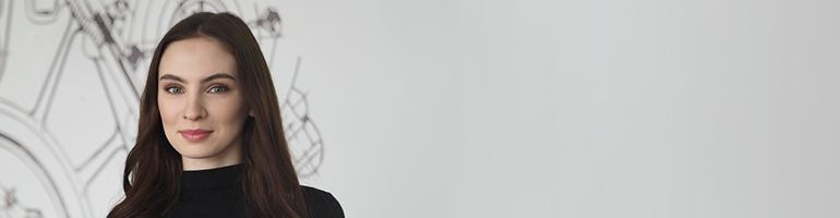Weronika Olewińska - banner kontakt