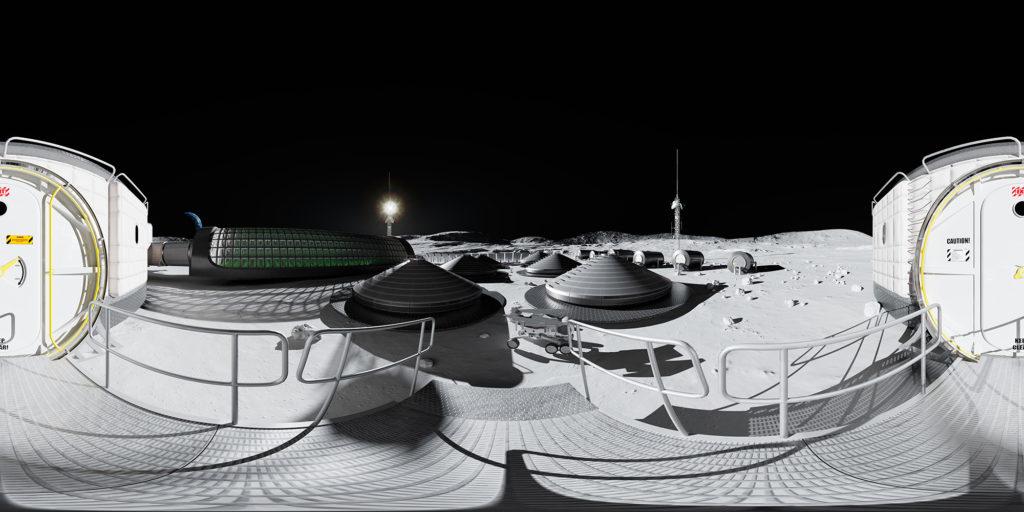 panorama 3D Dabarti CGI Studio