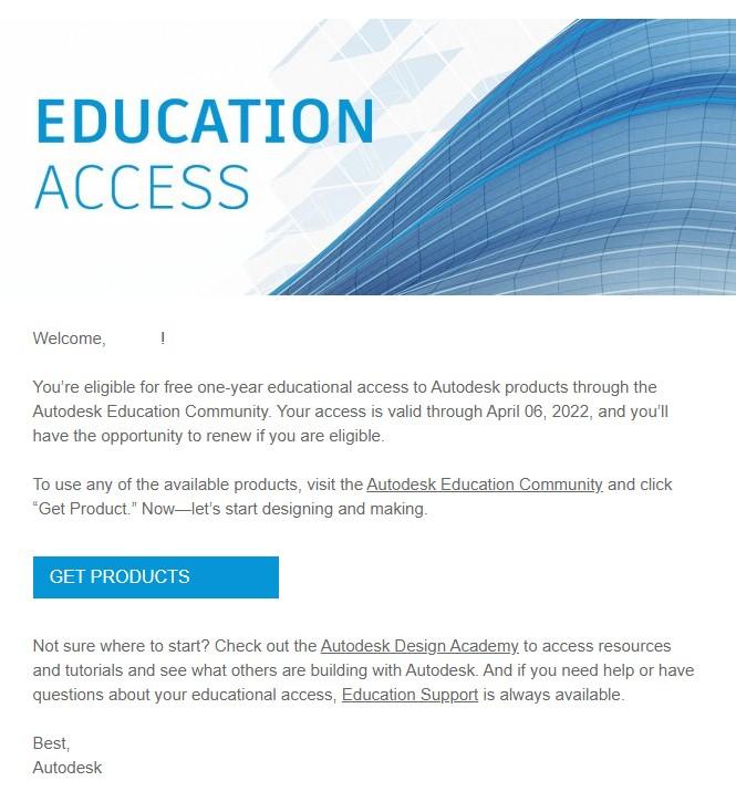 Licencja studencka Autodesk jak ją pobrać, zainstalować i odnowić 12
