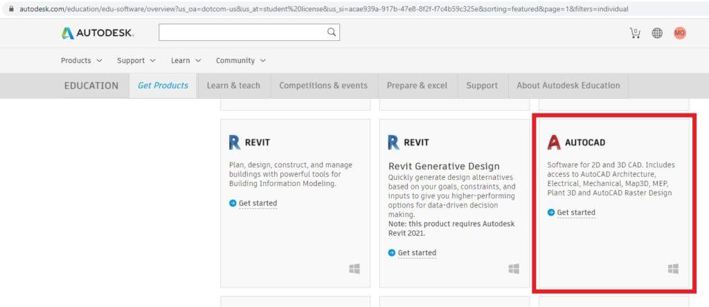 Licencja studencka Autodesk jak ją pobrać, zainstalować i odnowić 2