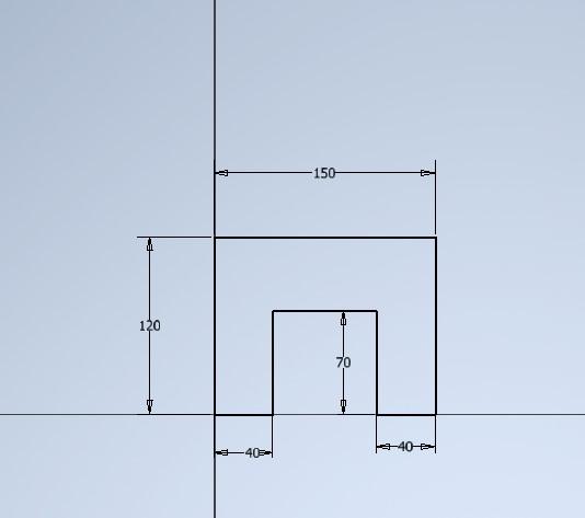 Inventor - rysowanie elementów